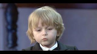 Diese Kinder ! Nur Unsinn im Sinn - Elisey Mysin, 6 years