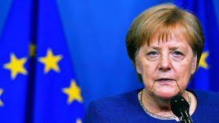 Angela Merkel ruft zum Kampf gegen Hass und Rassismus auf