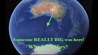 This is UNBELIEVABLE! Are Modern Day Humans Even AWARE of this? 13 miles long & 2500ft tall!
