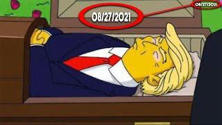 15 Simpsons Predictions That Could Come True In 2021