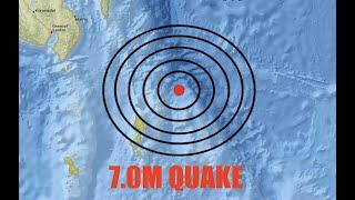 Jumbo Earthquake JOLTS Earth Near Equator -