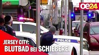 Sechs Tote bei Schießerei in Jersey City - 11 Dezember 2019