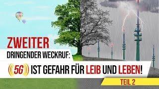 Zweiter dringender Weckruf: 5G ist Gefahr für Leib und Leben! | 09.02.2019 | www.kla.tv/13829