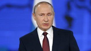 Putin mit Klartext Richtung Washington
