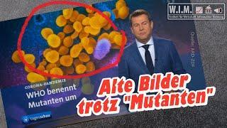 """Stets alte Bilder trotz """"Mutanten"""". ARD-ZDF aufgeflogen"""