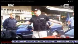 Schweizer Fernsehen: Schweiz 5/TimeToDo berichtet über BRD-Festnahme des Journalisten Detlev