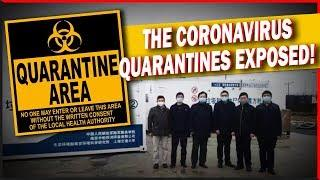 Coronavirus Update! Americans Quarantined Released And Mobile Incinerators?