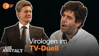 TV-Duell - Drosten vs. Streeck: Wer hat recht? - Die Anstalt
