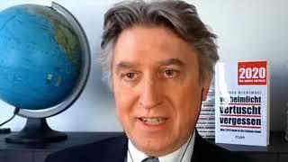 Video ist geeignet für Skeptiker und Schlafschafe - Der globale Ausnahmezustand - Gerhard Wisnewski