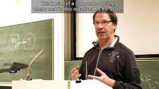 Klaus Thörner - Ursprünge der korporierten Gesellschaft