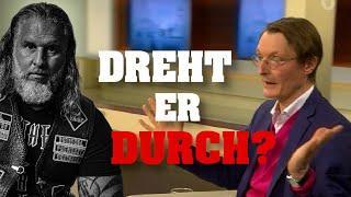 KARL LAUTERBACH kollabiert bei ANNE WILL!