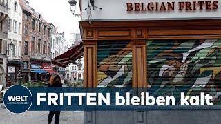 KNALLHARTE CORONA-MAßNAHMEN: Belgien schließt Gastronomie -Frankreich verhängt Ausgangsperre