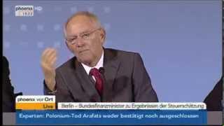 Schäuble (un)verschlüsselt:  Holt euer Geld von der Bank !!!