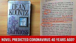 Corona = alles nach Drehbuch ! 40 Years Ago, A Novel Predicted The Coronavirus Outbreak; Called It W