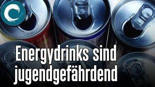 Energy-Drinks: Besonders für Jugendliche nicht unbedingt harmlos