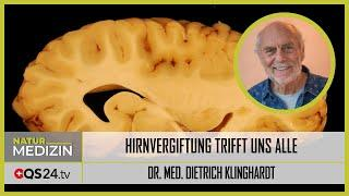 Hirnvergiftung trifft uns alle  | Dr. med. Dietrich Klinghardt | QS24