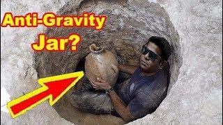 2000 Year Old Anti-Gravity Jar Found in India? SECRET REVEALED