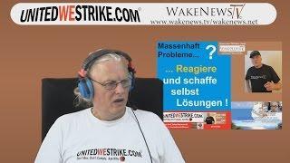 Massenhaft Probleme - Reagiere - schaffe selbst Lösungen - UWS Radio-Marathon 20150711
