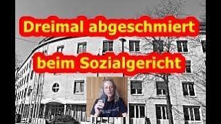 Trailer: Dreimal beim Sozialgericht abgeschmiert - Lebbe geht weiter ....