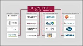 Bill Gates finanziert alle relevanten Institutionen