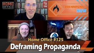 Home Office # 125 feat. @The Deframing Channel