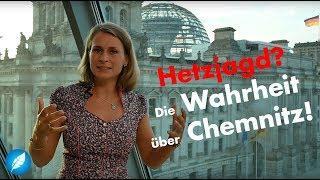 Hetzjagd? Die Wahrheit über Chemnitz! - Merkel, Seibert und die Fakenews!