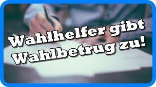 Aus Stimmen der AfD wurden Stimmen der Grünen: Ermittlungen wegen Wahlbetrug in Brandenburg!