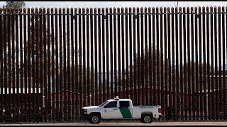 SUPREME COURT: Trump darf Mauer zu Mexiko mit Pentagon-Geld bauen