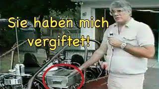 """""""Sie Haben Mich Vergiftet!"""", Sagte Der Erfinder Des Wassermotors!"""