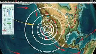 7/05/2019 -- VERY LARGE M7.1 Earthquake strikes Southern California -- 2nd event! MAJOR UNREST