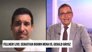 Kriminelle haben nur das Recht auf ein Gefängnis in der Heimat - Gerald Grosz in Fellner Live