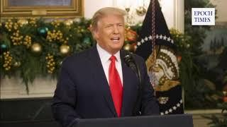 Donald Trumps Rede vom 22.12.2020 auf Deutsch von Epochtimes