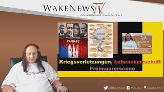 Kriegsverletzungen, Lehensherrschaft, Freimaurerscene - Wa(h)r da was? Talk mit Michael 26.03.2019