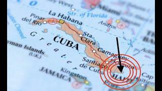 """Something Strange Just Occurred in The Caribbean ???? - """"Huge Quake?"""""""