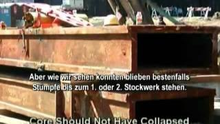 WTC - als die Zwillingstürme kontrolliert pulverisiert wurden