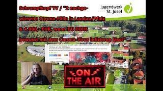 Schrumpfkopf TV / Corona-Fälle in der Pfalz & Schockierendes mehr ...