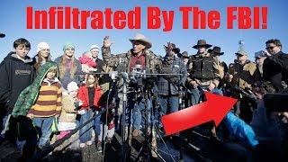 PROOF: FBI Infiltrated Bundy Ranch
