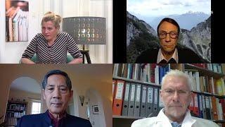 Gespräch mit Prof. Sucharit Bhakdi, Prof. Andreas Sönnichsen und Prof. Martin Haditsch