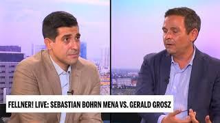 Wir werden seit 18 Monaten belogen und betrogen - Gerald Grosz in Fellner Live