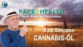 Rick Simspon: Heilen mit Cannabis-Öl  Akasha Congress B2H 2016