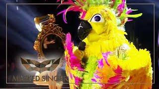 Keine Zufälle - Illuminatenshow - Satanismus - The Masked Singer