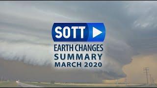 März 2020:  Extreme Weather, Planetary Upheaval, Meteor Fireballs
