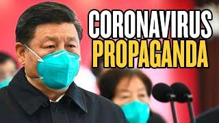 Coronavirus Victory: How China Is Spinning a Propaganda Win