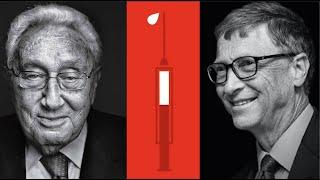 Henry Kissinger & Bill Gates Call For Mass Vaccination & Global Governance