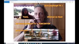 Trailer: Schrumpfkopf TV / Yami, diesmal zu Gast bei Martin von — Fa. JOBCENTER patzt erneut ...