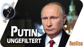 Putin ungefiltert - Thomas Röper bei SteinZeit