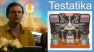 Testatika und Raumenergie - Seminar mit Wolfgang Wiedergut