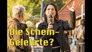 Kanzlerkandidatin von Köpenick? Immer mehr Merkwürdigkeiten in Baerbocks Lebenslauf