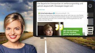 Katharina Schulze die Göttin der Fakten?
