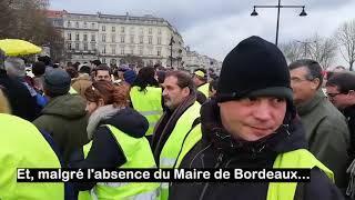 Frankreich #GiletJaunes #Gelbwesten #YellowVests #France 12.1.2019
